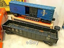 Lionel O Scale 1621ws Train Set In Box With 2037 Engine, Tender-work