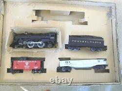 Lionel Ready To Run Train Set Pennsylvania Flyer #6-31936 40x60 Track