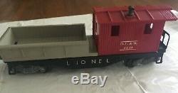 Lionel Train Set & Track 1950s