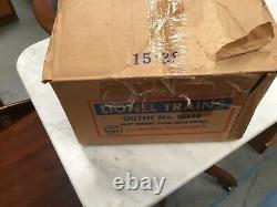 Lionel Trains Set 1513s Set Original Boxes Track Paperwork Transformer Postwar