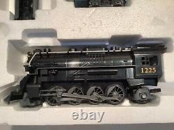 Lionel Trains The Polar Express G Gauge Complete Train Set #1225 withbox Tracks