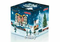 Marklin 81846 Z Scale Xmas Freight Train Set Complete Train, Track, Power Pack