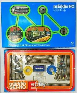 Marklin HO Model Railway Starter Train Additional Track Set 2920 5191 5113