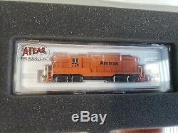 Multi Manufacturer Amtrak MOW Track Repair Train Set