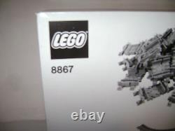 NEW 8867 Lego CITY Train Tracks Flexible Building Toy SEALED BOX RETIRED RARE A