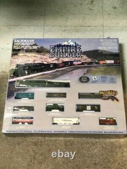 NEW Bachmann Empire Builder Electric E-Z Track RTR Train Set New