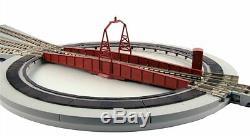 NEW KATO Japan Train Track RailWay N gauge 20-283 Electric Turntable System Set