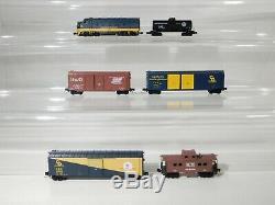 NEW Micro Trains Z Scale Chesapeake & Ohio Set No Track #994 03 961 #TOTES1