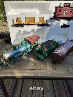 NOS Vintage 1988 Bachmann Big Hauler ATSF RC Train Set #90100 Rare