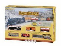 New Bachmann N Scale Iron Duke Train Set With E-Z Track Item No. 24005