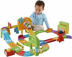 New THOMAS & FRIENDS RAILWAY PALS DESTINATION DISCOVERY Interactive Train Set