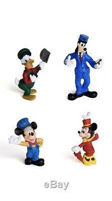 New Walt Disney World Railroad Train Set Mickey Track Playset Parks Exclusive