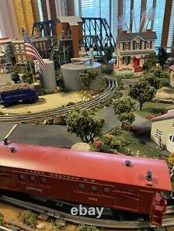 O Scale Custom Train Set. 3 Tracks. Over $6,00O Invested. $3,900 OBO