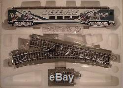 PHILADELPHIA EAGLES 7 pc BACHMANN HAWTHORNE VILLAGE TRAIN SET TRACKS CONTROL MIB
