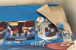 Playmobil RC Boxed train 4011 Working Full set Track New Battery Pack Not 100%