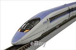 Rokuhan T013-1 Z Gauge Train Railway 500 Shinkansen Kodama 3 set With Tracking