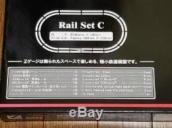 Rokuhan Z Gauge R062 Rail Set C Double Track Oval Set Model Train