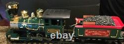 Scientific Toy G Gauge Pennsylvania 9714 COMPLETE TRAIN SET REMOTE AND TRACK