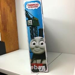 Thomas The Tank Fisher Price Mad Dash On Sodor Remote Control Train Track Set