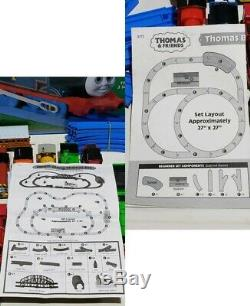 Thomas The Train Tomy Trackmasters, Blue Tracks 2 complete tomy track sets