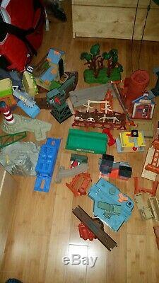 Thomas The Train Trackmaster Trains Plus Tracks and sets Lot