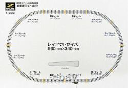 Tokyo Marui Pro Z PZ1-010 Blue Train 4 Cars & Tracks Entry Set (Z Scale)