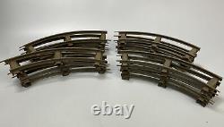 VINTAGE PREWAR IVES No 6 LIONEL CLOCKWORK WINDUP TRAIN SET With TRACK- NON-WORKING