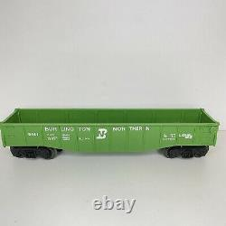 Vintage 1970 Lionel Model Train Set 8042 Die-cast Grand Trunk Western Tested
