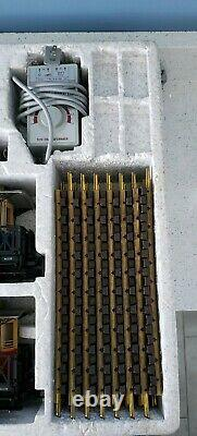 Vintage 20301 LGB Starter Train Set in O/Box with Track Oval, Transformer. VG