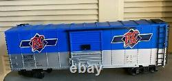 Vintage Aristo Craft G Scale RC Cola Express Set Train, Track And Power Supply