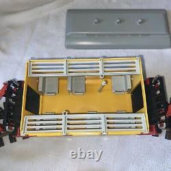Vintage Geobra Playmobil 3958 Train Set Colorado Railroad Tracks With box tested