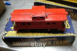 Vintage Gilbert American Flyer 3/16 Scale Train Set