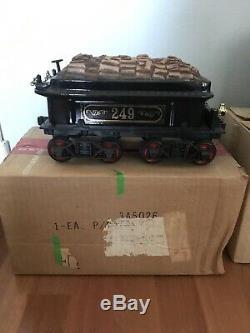 Vintage Jim Beam Decanter Train Set Locomotive + 5 Trains No Tracks