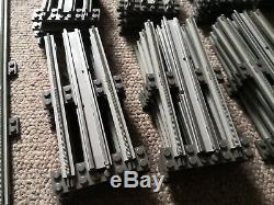 Vintage Lego 12v tracks vintage lego train curves straights bundle swich