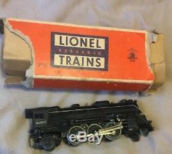 Vintage Lionel electric train set Post War 2026,6465,6454,6257, Controller Track