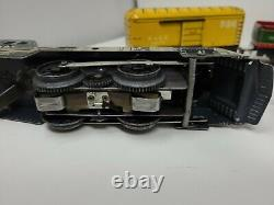 Vintage Marx 897 New York Central Train Set WithTunnel and Sign, Track O Scale