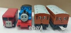 Vintage Tony Thomas The Tank Engine Train Tracks Deluxe Set 1997 In Box Complete