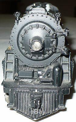 1953 1955 Lionel Train Moteur # 2055, 6026 Transformer Tender Voitures Circuits