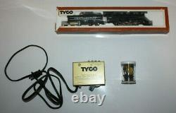 9 Unit Chattanooga Train Set No. 40782 Complete Original Box Tyco Ho Scale Track