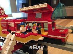 Aéroport Lego 6399 Shuttle Monorail Plus De Lego 6347 Accessoire Piste