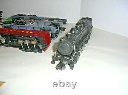 American Flyer Vintage S Gauge Train Set Complet Avec Piste, Transformateur Après-guerre