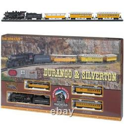 Bachmann 00710 Durango & Silverton Set Train Électrique Avec E-z Piste Ho