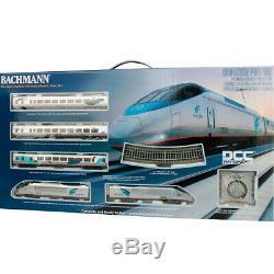 Bachmann 01205 Amtrak Acela Express Set Train Électrique Avec E-z Piste Ho