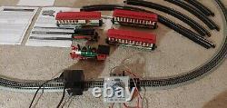 Bachmann 25018 Édition Limitée On30 Train Set Northern Lights 2-6-0 + 14 Pistes