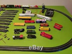 Bachmann Ez Piste Ho Train Complet / Lot Fonctionnels With3 Moteurs