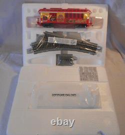 Bachmann Hawthorn Village Set Ho Mcdonald Train Avec Certificats 6pc, Piste ++