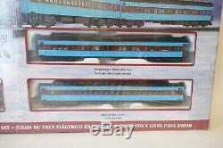 Bachmann Ho North Pole Train Express Set E-z Piste Poids Lourds Observation Entraîneur
