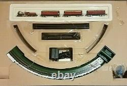 Bachmann N Scale Trim A Train Christmas Holiday Express Working Track Set