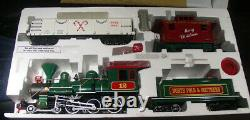 Bachmann Nuit Avant Noël 90037 G Échelle Voitures De Train Set Contrôleur Non Track