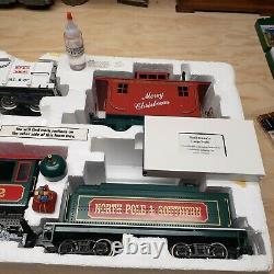 Bachmann Nuit Avant Noël Lire Details Below Large Scale 4 Train Set Track
